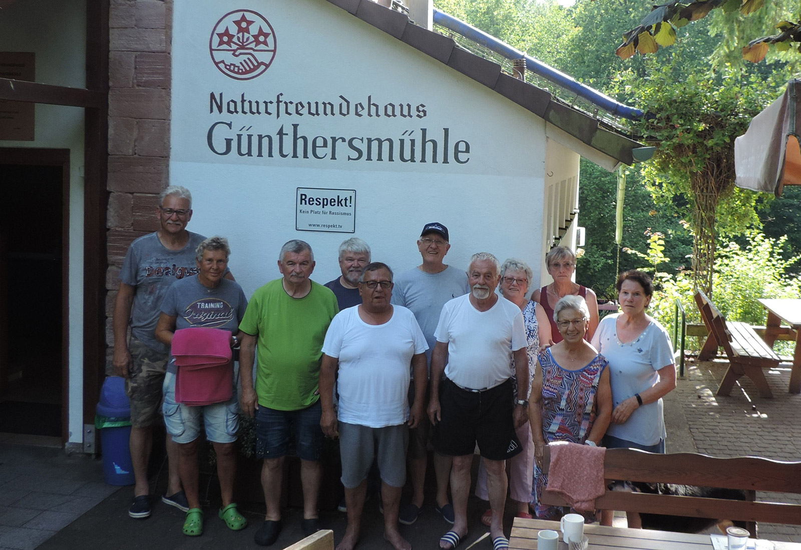 Main-Bogen-Boulers unterwegs in Hessen