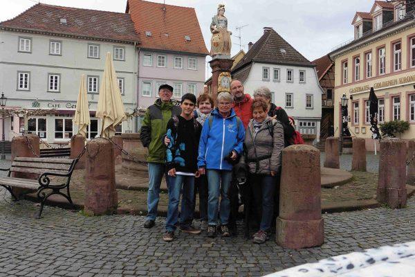 DJK Sparta Bürgel - Wandern