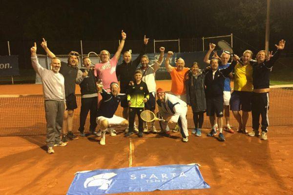 DJK Sparta Bürgel - Sparta Tennis